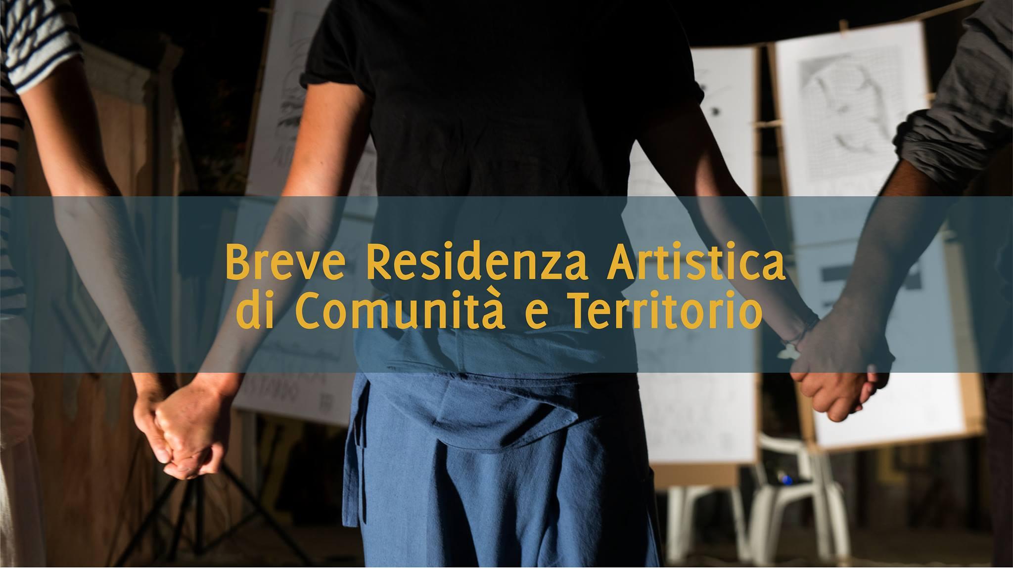 29064483 2003979216521939 2454385622822331773 o - Parte il progetto BRACT 2018 - Se ci fosse un artista vicino di casa si vivrebbe meglio? - AAA